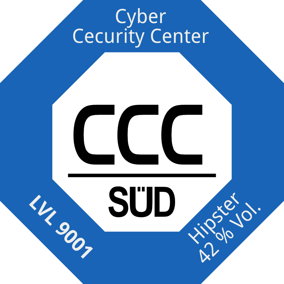 Cyber Cecurity Center – LVL 9001 – Hipster 42 % Vol.